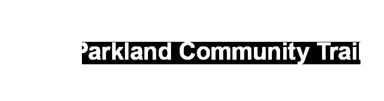 Pierce County Parks - Parkland Community Trail